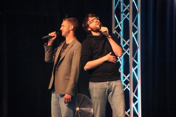 Die Fabelstapler Poetry Slam